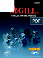 Mcgill Precision Bearing Catalogue