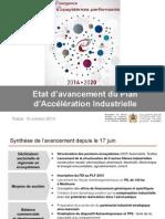 Etat d'avancement du plan d'accélération industrielle marocain.pdf