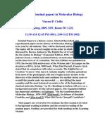 UT Dallas Syllabus for biol4337.002.09s taught by Vincent Cirillo (cirillo)