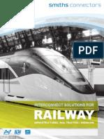 Railway Connectors Capabilities Brochure