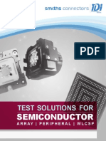 Semiconductor Capabilities Brochure