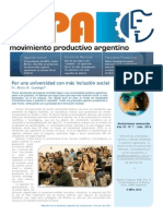 Newsletter MPA Julio 2014