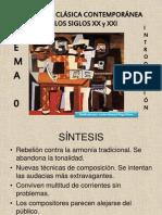 historia11 - musica siglo XX - la música del siglo xx y xxi - INTRO v0.4.ppsx