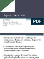 BUROCRACIA É ALIENAÇÃO2.ppt