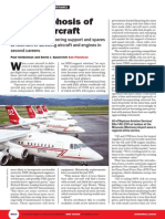 Aviation Week:Metamorphosis of Mature Aircraft