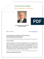 UT Dallas Syllabus for opre6302.pi1.09s taught by James Joiner (jamesj)