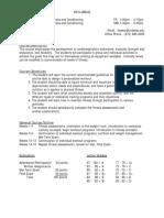 UT Dallas Syllabus for phin1122.001.09s taught by Kimberly Baker (kbaker)