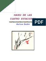 Basho  - Haiku de las cuatro estaciones.doc