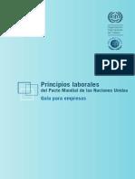 Principios Laborales del Pacto Mundial de las Naciones Unidas