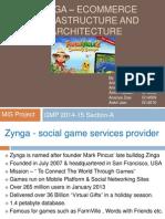 Zynga IT Infrastructure