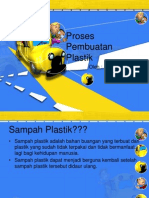 Proses Pembuatan Pabrik Plastik