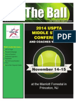 USPTAMSCONF2014 on the Ball Ball
