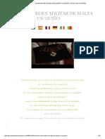 Soberana Orden Militar de Malta - En España.Un Guiño.pdf