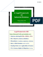 6. Rd Legal Framework of IR