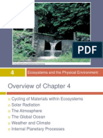 chapter 4 ecosystems and physical environments
