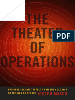 The Theater of Operations by Joseph Masco