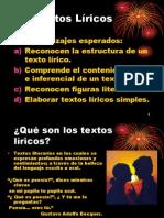 ppt de los textos líricos.ppt