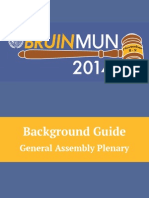 GA Plenary 2014