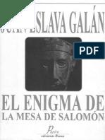 Juan Eslava Galán - El misterio de la mesa de Salomón.pdf