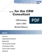 SD for the CRM Consultant.ppt