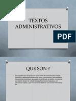 TEXTOS ADMINISTRATIVOS.pptx