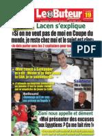 LE BUTEUR PDF du 19/12/2009