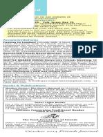 Friends Journal Classifieds October 2014