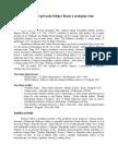 Rudarstvo i Privreda Srbije i Bosne u Srednjem Veku