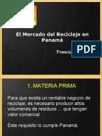 El Mercado de Reciclaje en Panama