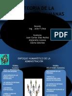 TEORIA DE LA RELACIONES HUMANAS 2.pptx