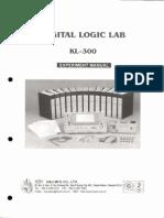 Digital Logic LAB Manual KL-300 [Shorted]