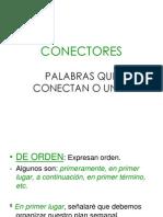CONECTORES.ppt