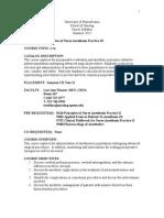 n 619 principles of nurse anesthesia practice iii