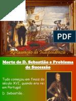 Restauração da Independência 1640.ppt