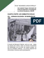 """OCTAVO ENVÍO DE """"SIGUIENDO LA ROJA ESTRELLA"""""""