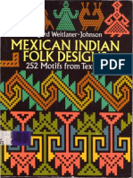 62697406 Mexican Indians Folk Designs