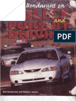 Police and Pursuit Driving Bob Bondurant