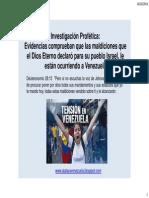 55 Investigacion Profetica -  Evidencias demuestran que maldiciones que el Eterno declaro para Israel afectan a Venezuela.pdf