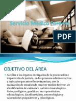 Servicio Medico Forense Organigrama.pptx