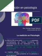 La medición en psicología.ppt