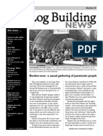 Logbuilding News Issue No 39