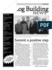 Logbuilding News Issue No 40