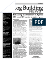 Logbuilding News Issue No 41