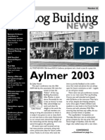 Logbuilding News Issue No 42