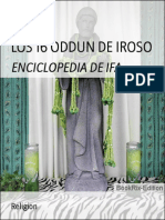 Ogbe She Los 16 Oddun de Iroso