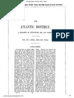 Agrarianism (Atlantic Monthly)