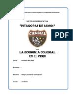 bae426b2ef ECONOMIA EN LA EPOCA COLONIAL DEL PERU.docx