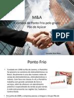 Ponto Frio - Pao de Açucar.pptx