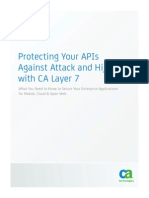Protecting Your APIs Against Attack and Hijack