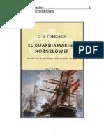 Forester C S - Hornblower 1 - El Guardiamarina Hornblower.DOC